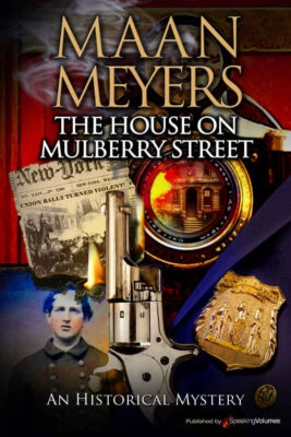 Cover: The House on Mulberry Street by Maan Meyers