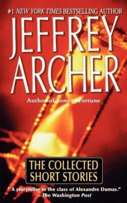 Cover: The Collected Short Stories by Jeffrey Archer