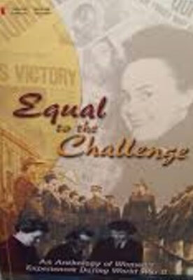 Cover: Equal to the Challenge by Department of National Defence (Canada)