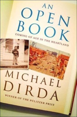 Cover: An Open Book: Coming of Age in the Heartland by Michael Dirda