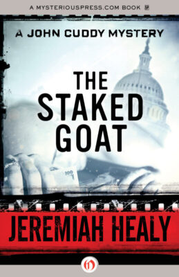 Cover: The Staked Goat by Jeremiah Healy