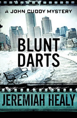 Cover: Blunt Darts by Jeremiah Healy