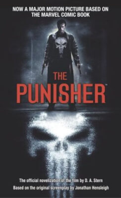 Cover: The Punisher by D.A. Stern