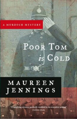 Cover: Poor Tom is Cold by Maureen Jennings