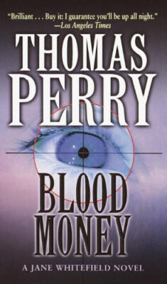 Cover: Blood Money by Thomas Perry