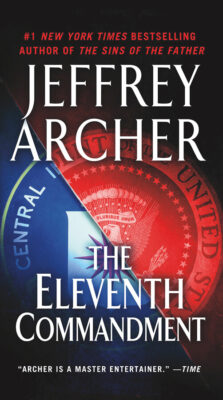 Cover: The Eleventh Commandment by Jeffrey Archer