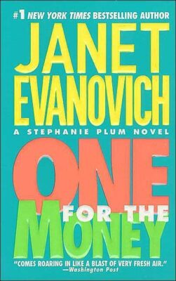 Cover: One for the Money by Janet Evanovich