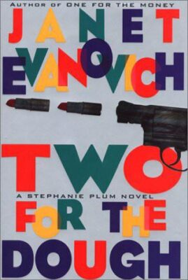 Cover: Two for the Dough by Janet Evanovich