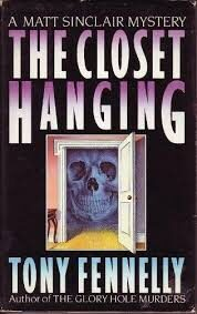 Cover: The Closet Hanging by Tony Fennelly