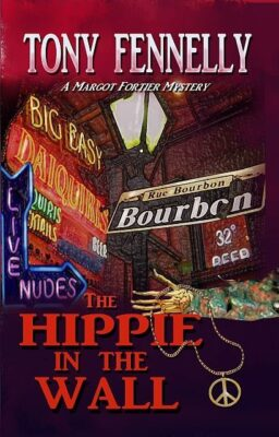 Cover: The Hippie in the Wall by Tony Fennelly