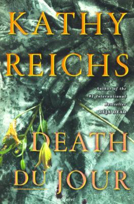 Cover: Death du Jour by Kathy Reichs