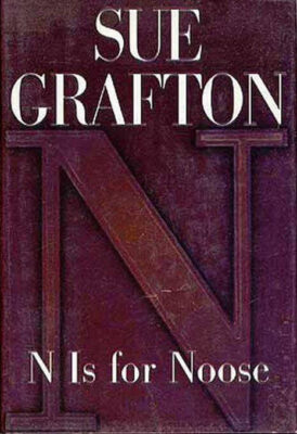 Cover: N is for Noose by Sue Grafton