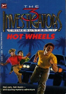 Cover: Hot Wheels by William Arden and Robert Arthur