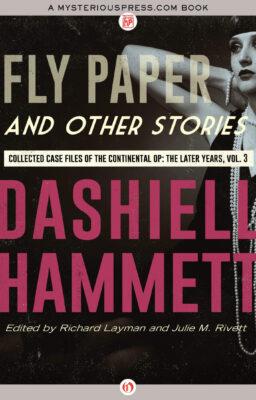 Cover: The Continental Op by Dashiell Hammett