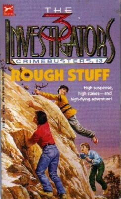 Cover: Rough Stuff by G.H. Stone