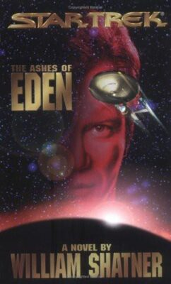 Cover: The Ashes of Eden by William Shatner