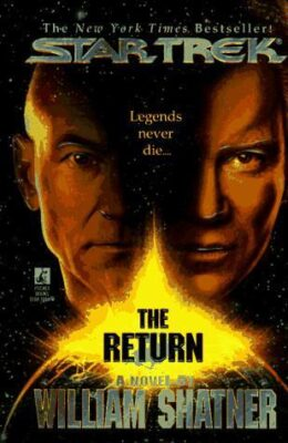 Cover: The Return by William Shatner