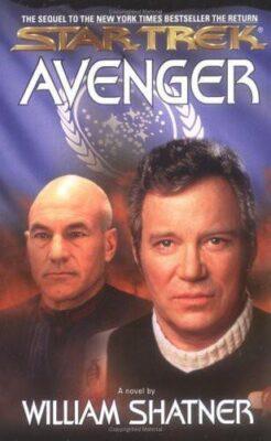 Cover: Avenger by William Shatner