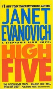 Cover: High Five by Janet Evanovich