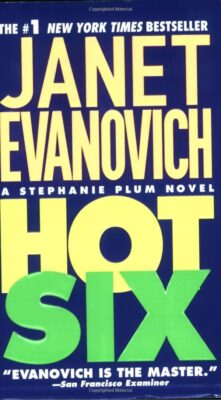 Cover: Hot Six by Janet Evanovich