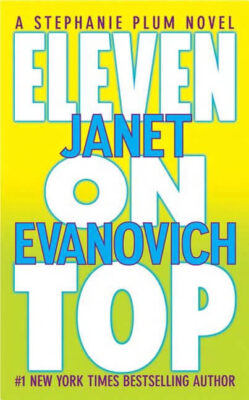 Cover: Eleven on Top by Janet Evanovich