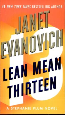 Cover: Lean Mean Thirteen by Janet Evanovich
