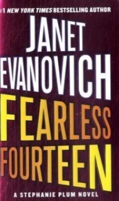 Cover: Fearless Fourteen by Janet Evanovich