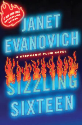 Cover: Sizzling Sixteen by Janet Evanovich