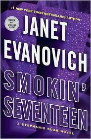 Cover: Smoking Seventeen by Janet Evanovich