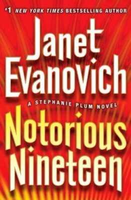 Cover: Notorious Nineteen by Janet Evanovich