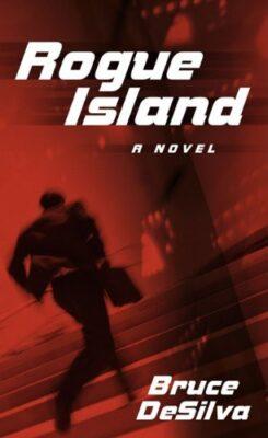 Cover: Rogue Island by Bruce DeSilva