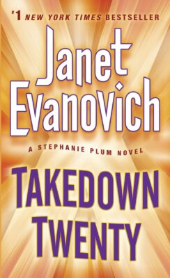 Cover: Takedown Twenty by Janet Evanovich