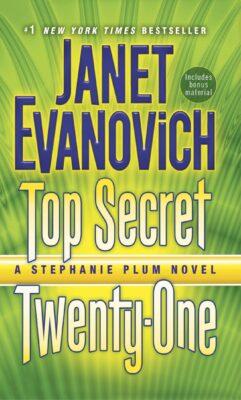 Cover: Top Secret Twenty-One by Janet Evanovich