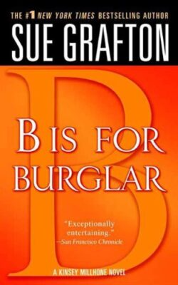 Cover: B is for Burglar by Sue Grafton