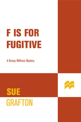 Cover: F is for Fugitive by Sue Grafton