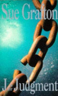 Cover: J is for Judgment by Sue Grafton