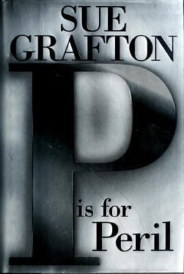 Cover: P is for Peril by Sue Grafton