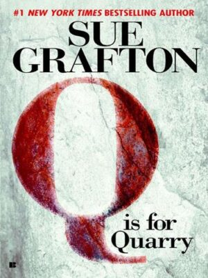 Cover: Q is for Quarry by Sue Grafton