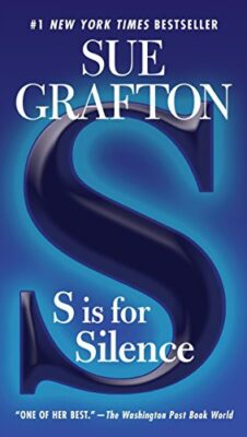 Cover: S is for Silence by Sue Grafton