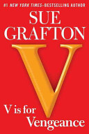 Cover: V is for Vengeance by Sue Grafton
