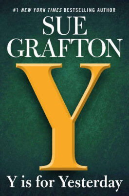 Cover: Y is for Yesterday by Sue Grafton