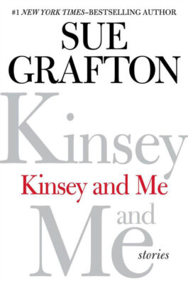 Cover: Kinsey and Me by Sue Grafton