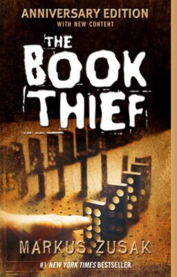 Cover: The Book Thief by Markus Zusak