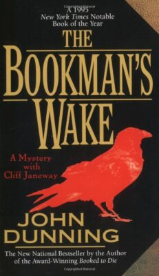 Cover: The Bookman's Wake by John Dunning
