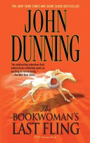 Cover: The Bookwoman's Last Fling by John Dunning