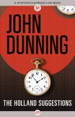 Cover: The Holland Suggestions by John Dunning