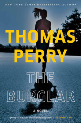 Cover: The Burglar by Thomas Perry