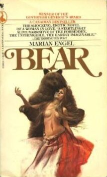 Cover: Bear by Marian Engel