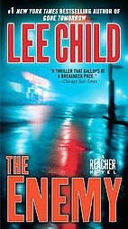Cover: The Enemy by Lee Child