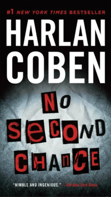 Cover: No Second Chance by Harlan Coben
